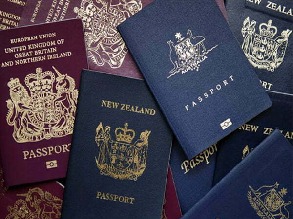 Buy passport online